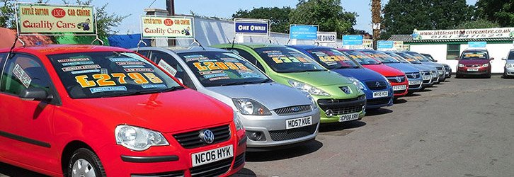 Available cars sutton
